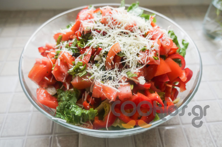Κυριακάτικη σαλάτα