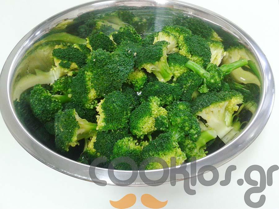 Μπρόκολο σαλάτα