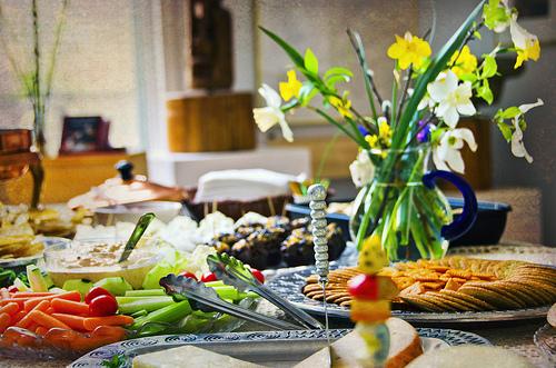 Το τραπέζι της Κυριακής πρέπει να είναι πλούσιο και στη νηστεία