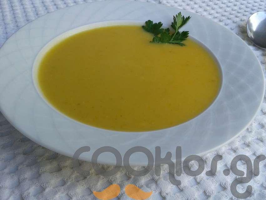 Χορτόσουπα βελουτέ