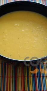 Ψαρόσουπα με μυλοκόπι και μπακαλιάρο
