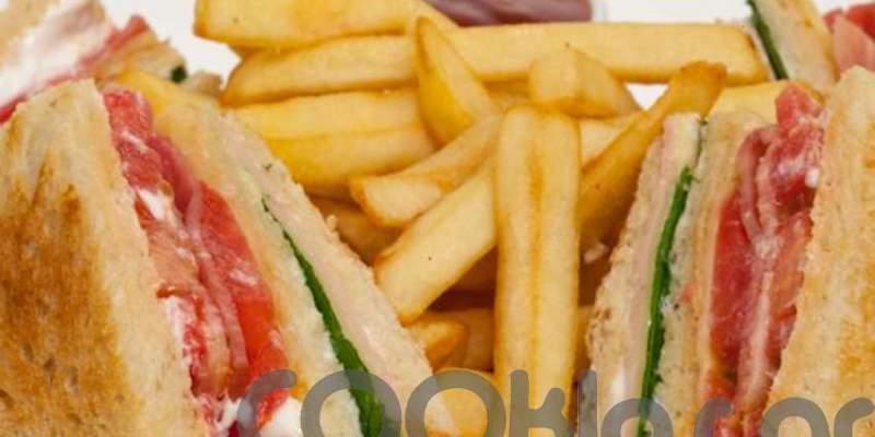 Club Sandwich κλασικό
