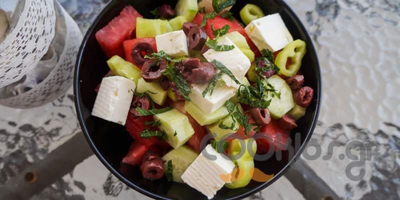 Καρπούζι σαλάτα
