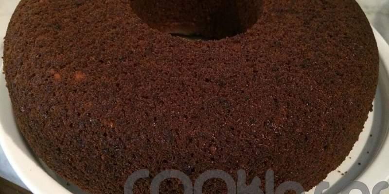 Κέικ καρότου με σοκολάτα