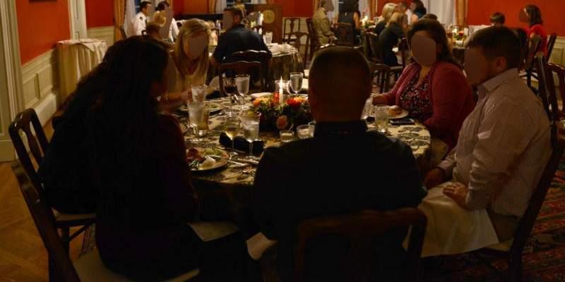 Τραπέζι στην Πελοποννήσια πεθερά