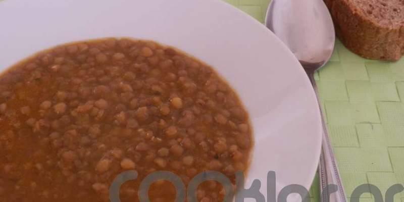 Σούπα φακές