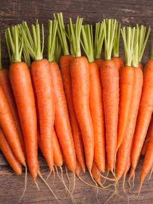 Το καρότο είναι πλούσιο σε βήτα καροτίνη