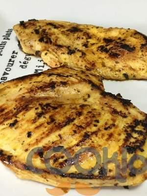Πικάντικο κοτόπουλο με κουρκουμά