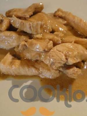 Σοτέ κοτόπουλο με κάρυ