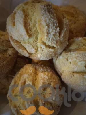 Ψωμάκια με καλαμποκάλευρο