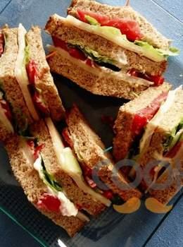 Κλάμπ σάντουιτς ολικής