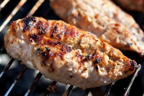 Το στήθος του κοτόπουλου έχει χαμηλή περιεκτικότητα σε λίπος