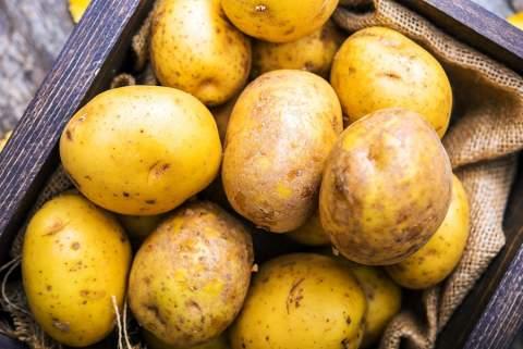 Οι πατάτες είναι πηγή βιταμίνης C