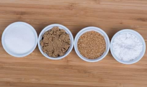 Ποια είναι τα είδη της ζάχαρης;