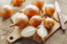 Τα κρεμμύδια περιέχουν υψηλές ποσότητες αντιοξειδωτικών ενώσεων
