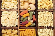 Οι Ιταλοί καταναλώνουν 26 κιλά ζυμαρικά κατά κεφαλήν ετησίως