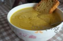 Εύκολη χορτόσουπα βελουτέ