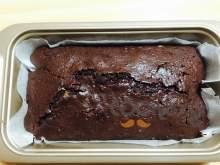 Κέικ σοκολάτας με φουντούκια