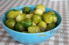 Λαχανάκια Βρυξελλών σαλάτα