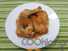 Μπουτάκια κοτόπουλου κοκκινιστά