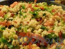 Πλιγούρι σαλάτα