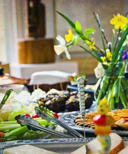 Το καλοκαιρινό κυριακάτικο τραπέζι