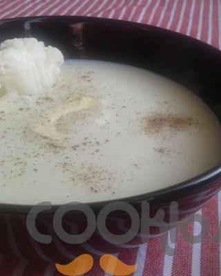 Σούπα Ντυμπαρί (crème dubarry)